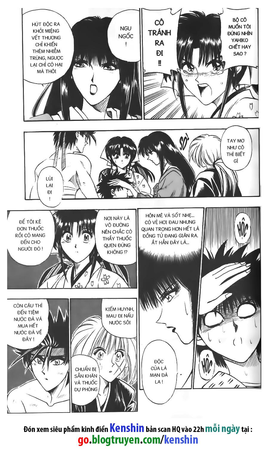 Rurouni Kenshin chap 19 trang 6