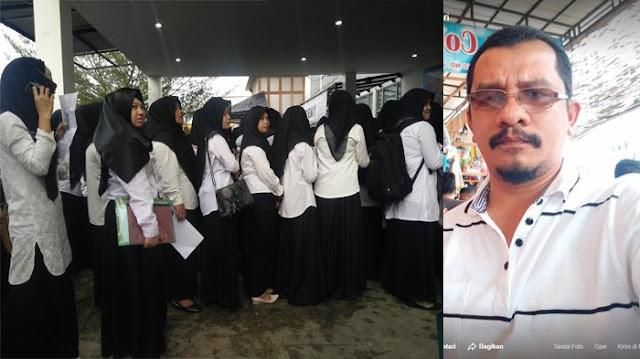 Standar Kelulusan SKD CPNS Keterlaluan, Dosen UIN Ini Sebut Jokowi Ikut juga Bakal tak Lulus