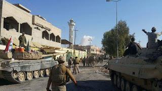 لواء علي الاكبر في الحشد الشعبي  يعلن قتل وجرح واسر المئات من عناصر داعش الأرهابي خلال عمليات قادمون يا تلعفر