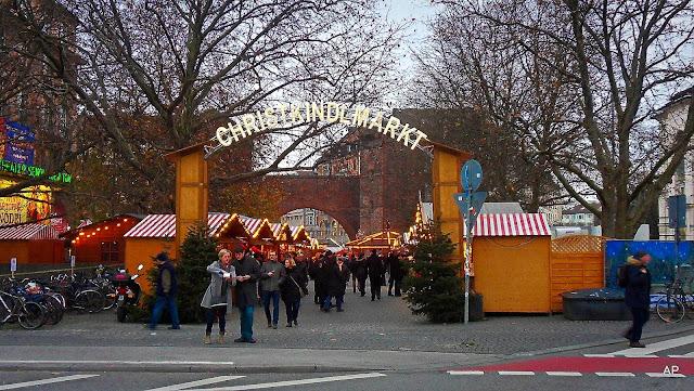 Christkindlmarkt - Sendlinger Tor