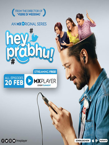 Hey Prabhu! 2019 ORG Hindi WEB Series All 06 Episode HDRip 720p 1GB