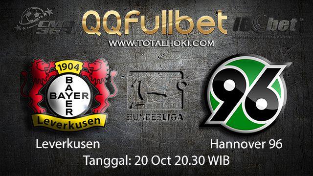 Prediksi Bola Jitu Leverkusen vs Hannover 20 Oktober 2018 ( German Bundesliga )