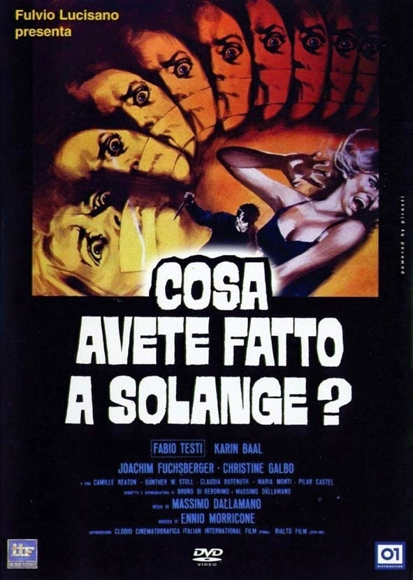 Cosa avete fatto a Solange? - What Have You Done to Solange? - 1972