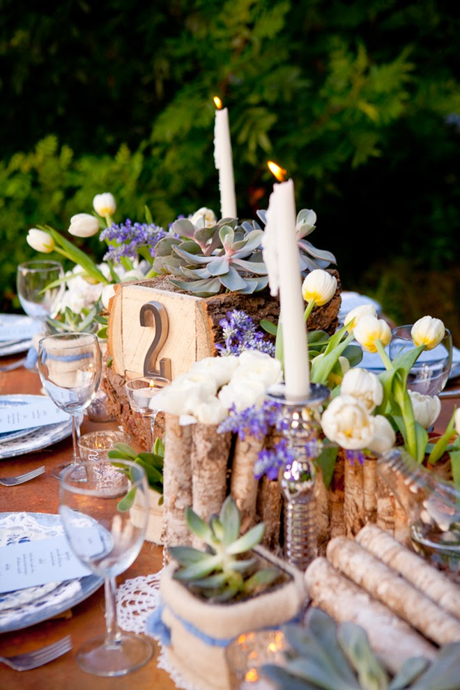 Rustic Charm Wedding Inspiration With A Sophisticated