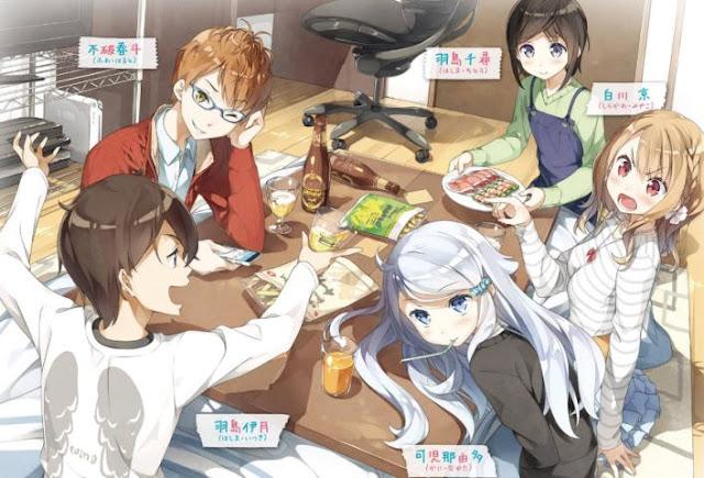 Imouto Sae Ireba li. - Top Best Silver Link Anime
