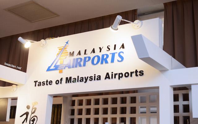 Malaysia Airports KLIA's Top Restaurants @ Taste MIGF 2018