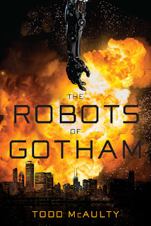 The Robots of Gotham, Todd McAulty, InToriLex