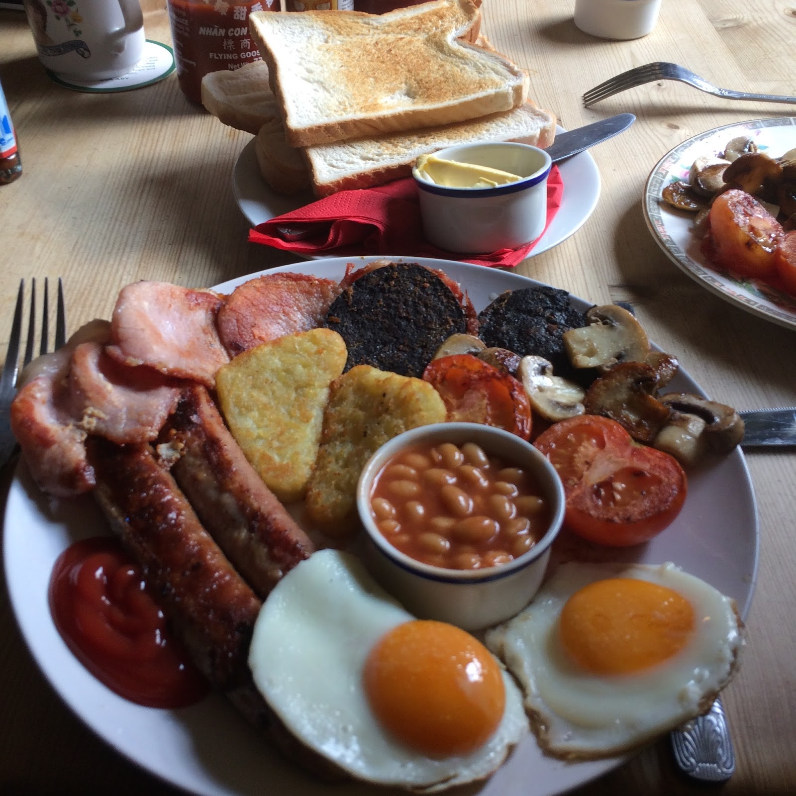 The Fry Up Inspector: All Day Breakfasts In Norwich