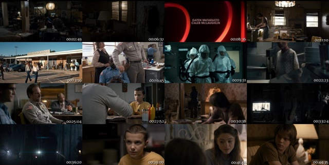 Stranger Things Temporada 1 HD 1080p Latino