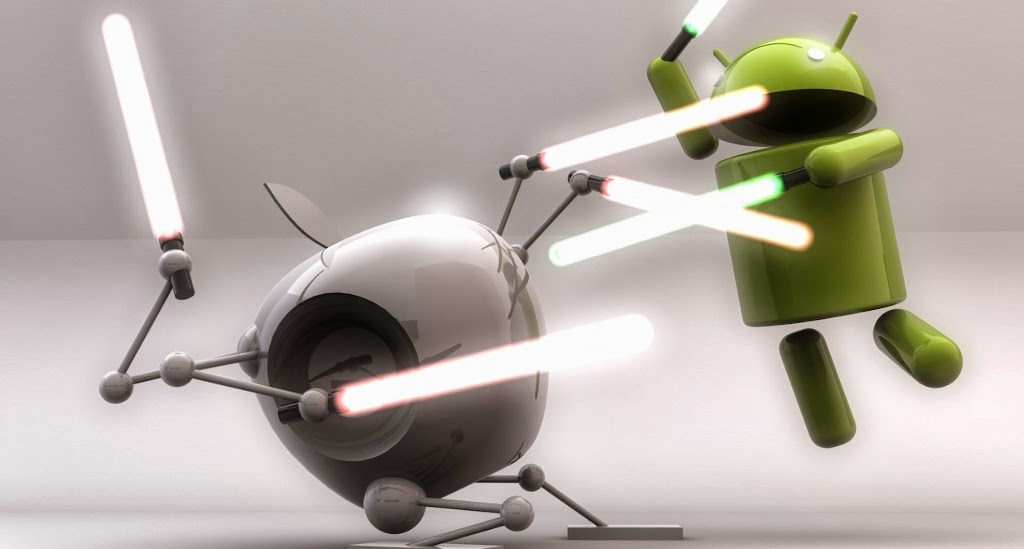 7 Advantages of Mobile Android Compared to the iPhone | BePonsel - Gadget Reviews