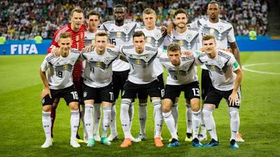 Jerman menang atas Swedia 2-1