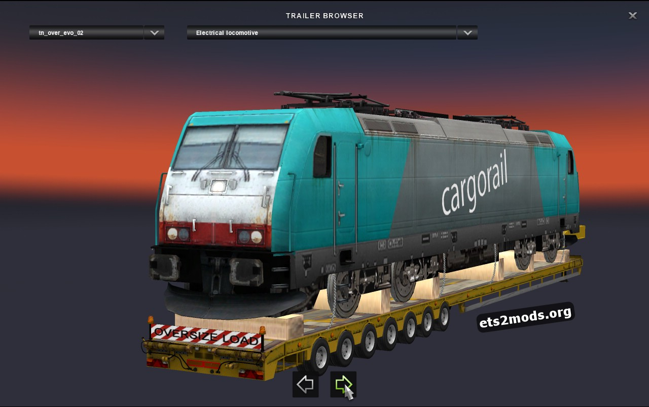 Oversize Trailers Pack V 1.25 (UPDATE)