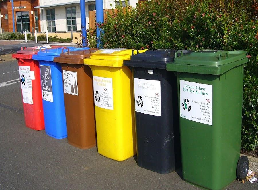 para reciclar