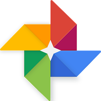 Gambar Ikon Google Photos