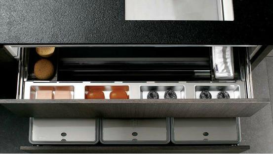 Accesorios para cajones de cocina cocinas con estilo - Accesorios para cocinas ...