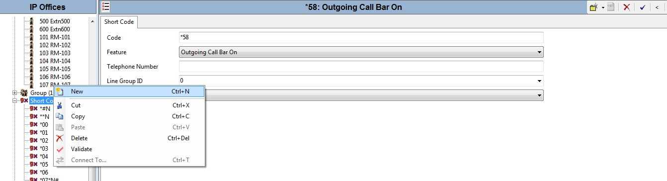 Outgoing Call Barring On/Off | My Technical Reference