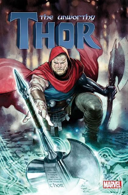 unworthy thor marvel comics