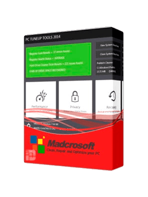 Madcrosoft PC TuneUp Tools Box Imagen