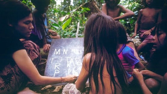 Film Sokola Rimba; Dokumentasi Wujud CINTA Butet Manurung