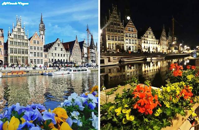 Roteiro de Viagem. Belgica