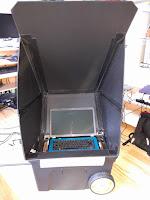 DIY Laptop Shade