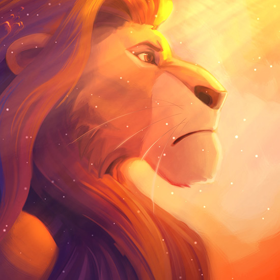 The Lion King Wallpaper Engine