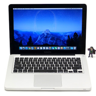 MacBook Pro Core i5 13-inch Late 2011 Bekas
