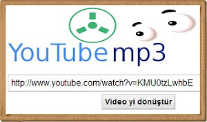 YouTube Video MP3 dönüştürücü