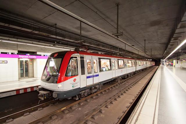 Metro-Barcellona