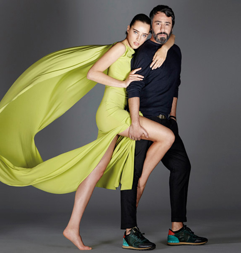vestidos largos Juanjo Oliva para Elogy en El Corte Inglés colección primavera verano 2016