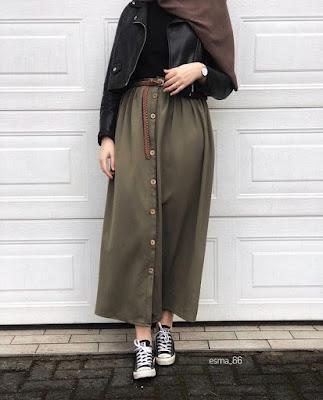 Robe Hijab Turque Mode 2019