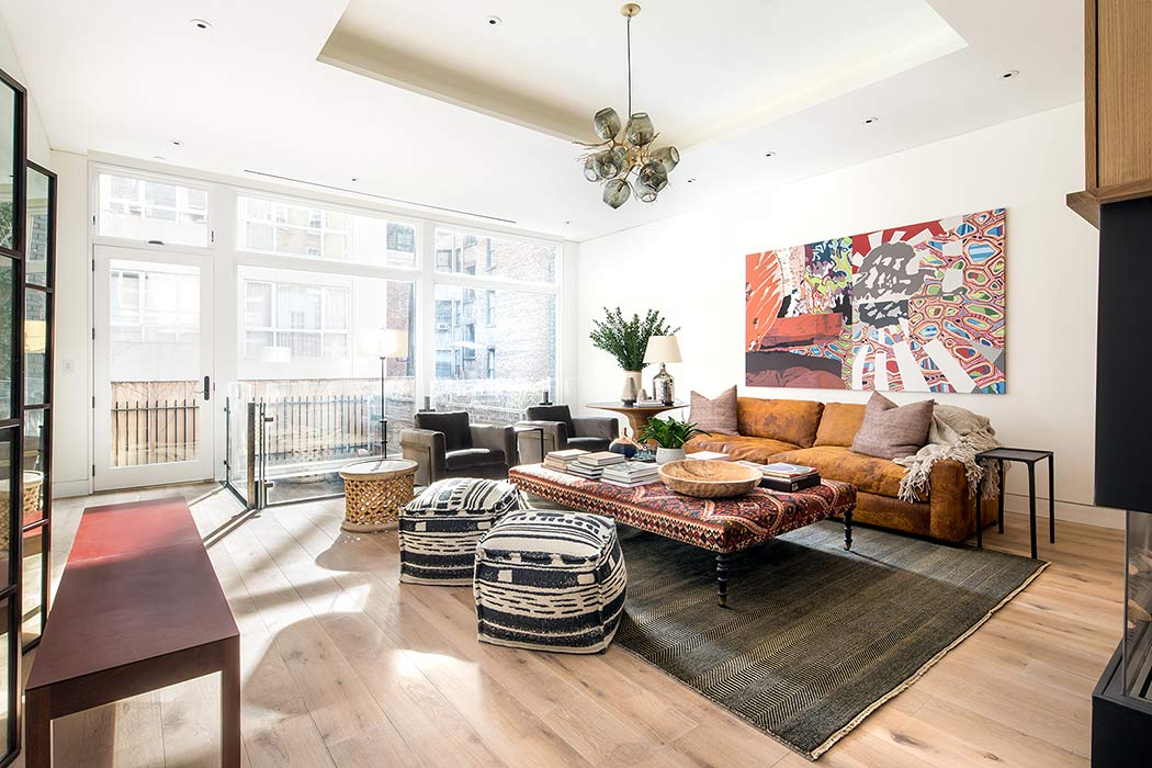 Casa en greenwich village good property y turett for Los mejores disenos de casas