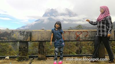 Gunung Kinabalu Kundasang Sabah