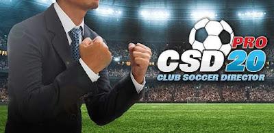 Club Soccer Director 2020 Mod Apk Download