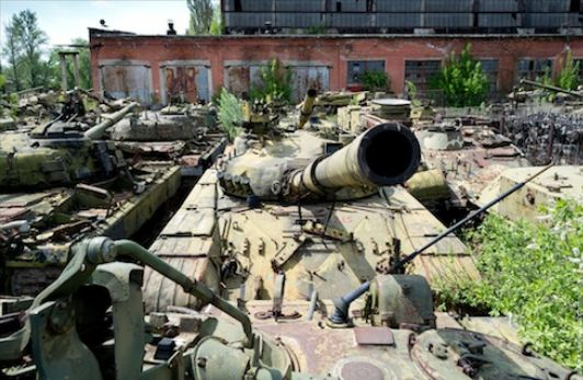 Bangkai tank
