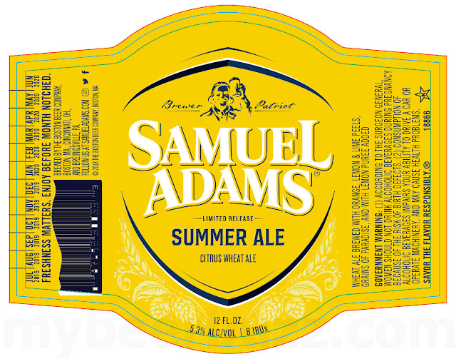Samuel Adams Updating Summer Ale & Boston Lager