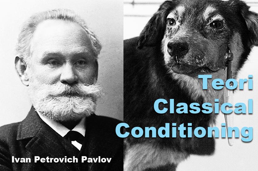 Ivan Petrovich Pavlov dan Teori Classic Conditioning