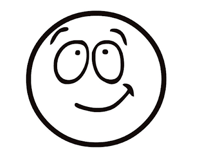 Gambar Mewarnai Emoticon - 4