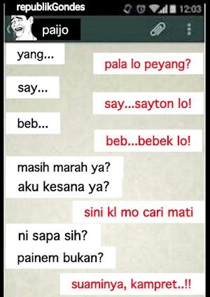 Kumpulan Humor Singkat Bahasa Jawa