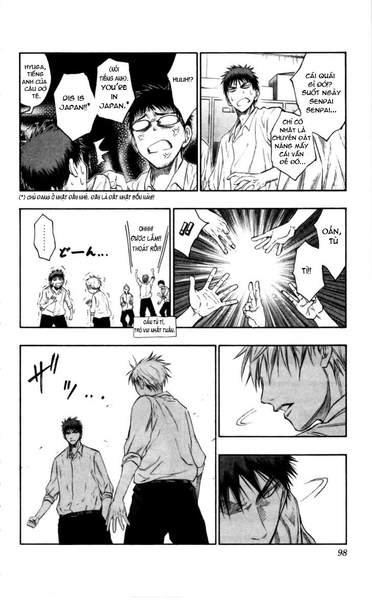 Kuroko No Basket chap 094 trang 14