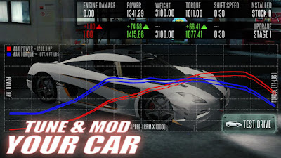 Racing Rivals Apk v6.2.1 Mod Android Free
