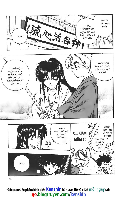 Rurouni Kenshin chap 38 trang 14