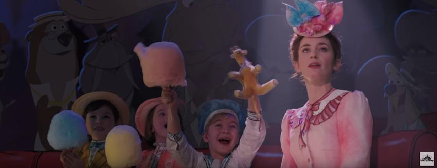 Il Ritorno di Mary Poppins - Clip - Canta per noi