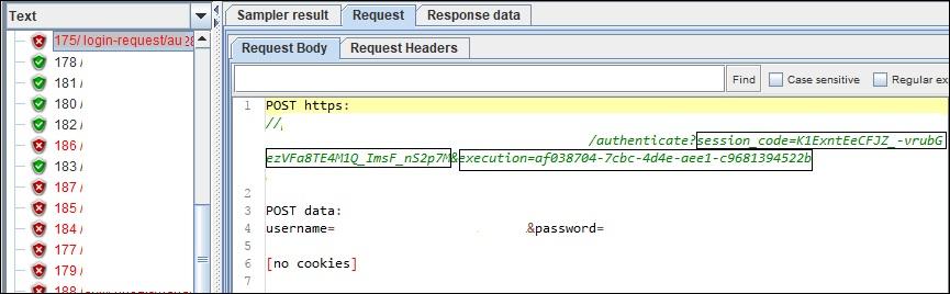Jmeter Jks Password