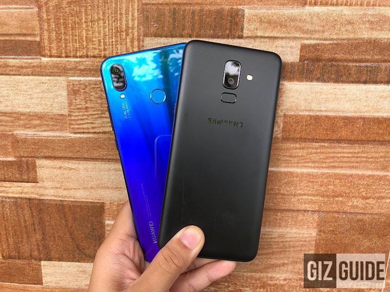 Huawei Nova 3i vs. Samsung Galaxy J8 (2018) - Photography Comparison