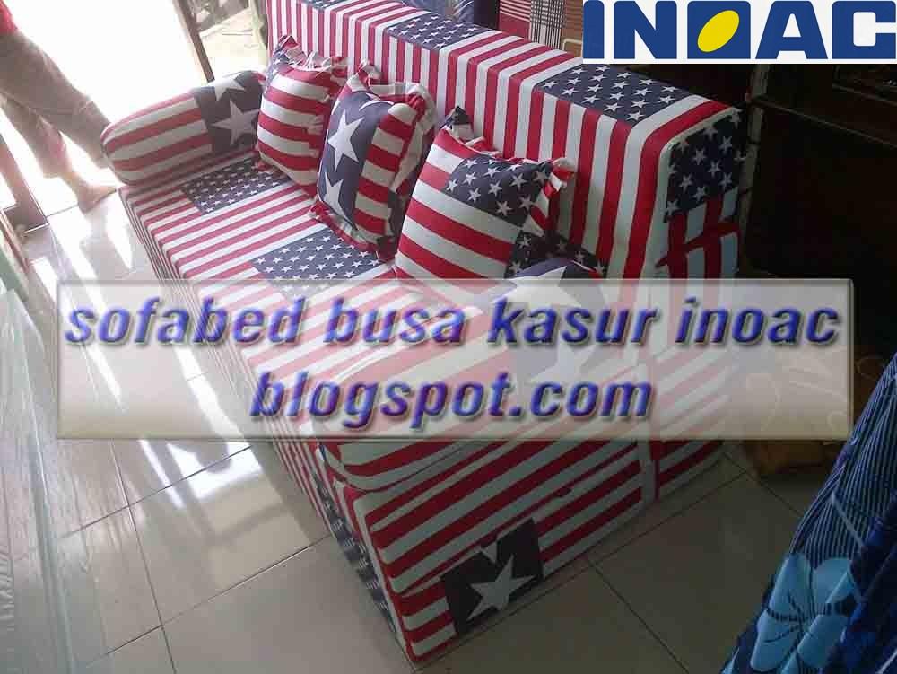 Sofa Bed Minimalis Cantik Kasur Inoac Bekasi Busa Awet
