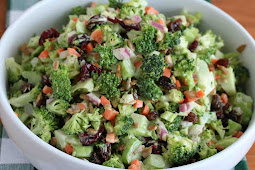 Broccoli Salad Recipe #healthyfood #dietketo