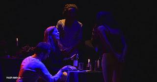 FOTO 2 TÁVOLA RASA | Teatro de Garaje