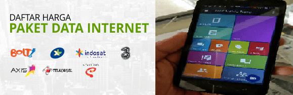 Paket Data Internet Murah Kios Pulsa