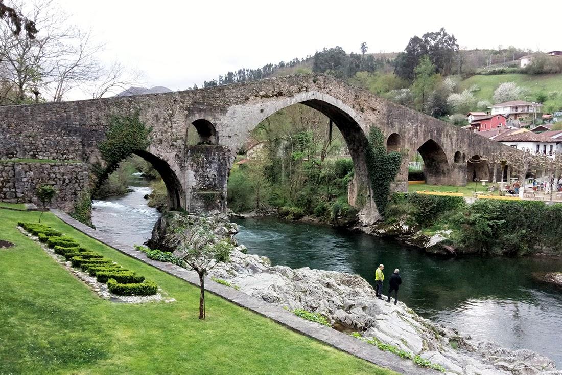 Puente Romano Cangas de Onís